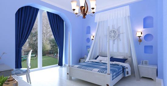 室内装修颜色搭配技巧及效果图欣赏