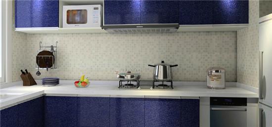 家居厨房装修效果图 小空间创意无限