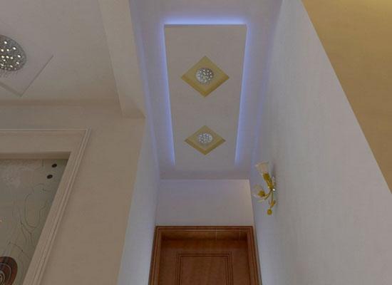 走廊吊顶装修注意事项及走廊吊顶装修效果图欣赏图片