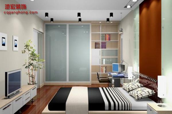 10平米臥室家具如何擺放?