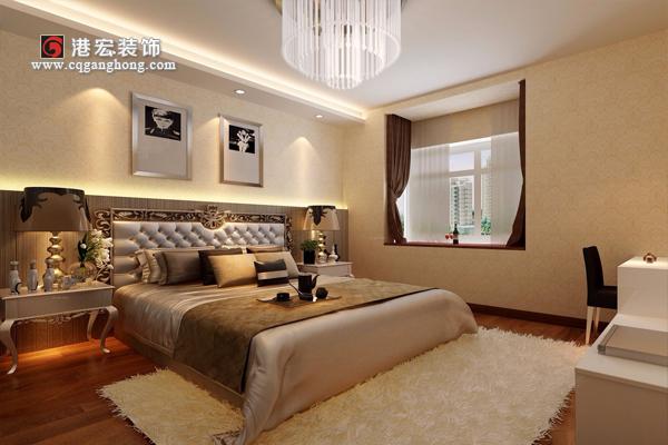 创意两室一厅装修设计 室内装修效果图赏析