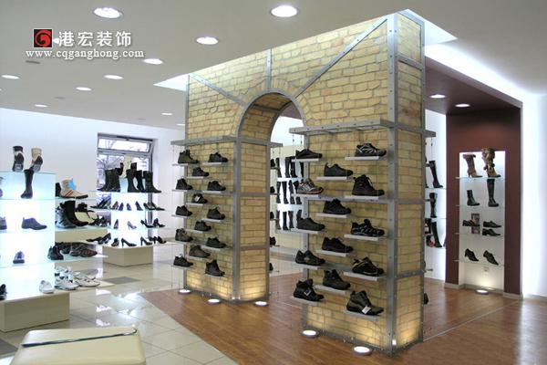 16最新最潮最時尚的鞋店裝修效果圖大全集錦