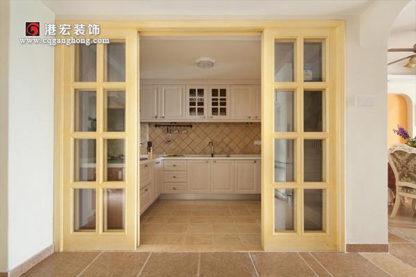 厨房门装修效果图大集锦