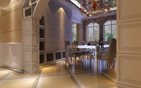 餐厅设计装饰效果图